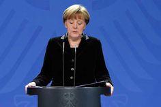 Merkel quiere un cuarto mandato
