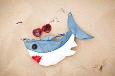 Shark bag for summer :)
