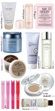 Ideas Makeup Products Korean Skin Care Ideen Make-up Produkte Koreanische Hautpflege # The Face Shop, Cleanser, Moisturizer, Anti Aging, Serum, Korean Products, Toner For Face, Missha, Makeup Rooms
