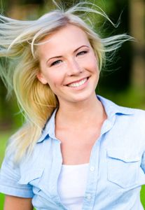 Thanks to Invisalign®, you can have a perfect smile without metal wires or brackets!