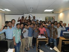 Practical SEO Batch 12, all students with JOY!