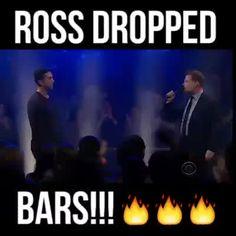 Ross Dropped Bars - 9GAG