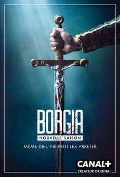 High resolution TV poster ( of for Borgia. Image dimensions: 1390 x Les Borgias, Street Marketing, 10 Film, Film Serie, Drama Movies, Hd Movies, Films, François Arnaud, Canal Plus