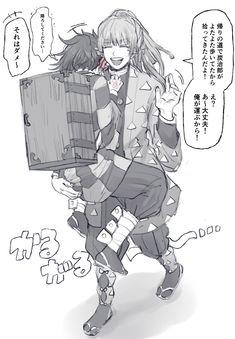 Anime Demon, Anime Angel, Kuroko, Slayer Meme, Gender Bender Anime, Demon Hunter, Funny Anime Pics, Estilo Anime, Dragon Slayer