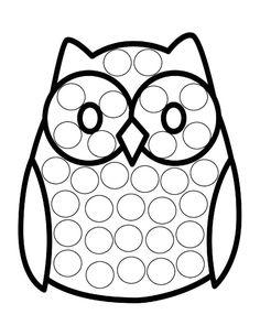 Fall Preschool, Preschool Learning Activities, Preschool Crafts, Card Games For Kids, Diy For Kids, Crafts For Kids, Bird Stencil, Damask Stencil, Stencil Patterns