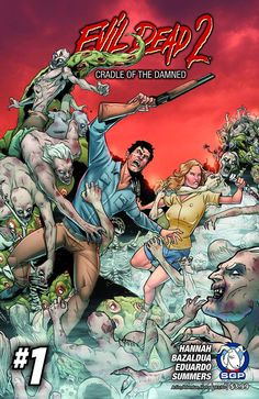 Evil Dead 2 (2016) Issue #1