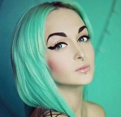 Rainbow hair colors are the new popular thing but do you know all of the new terminology? Here are 10 shades of unnatural hair color...