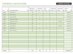 free-canadian-pay-stub-template | PAY STUBS | Pinterest