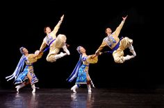 After dancing for 13 years, watch true Ukrainian dancers and see the real costumes they wear!