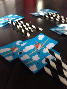 Dusty planes party accessories