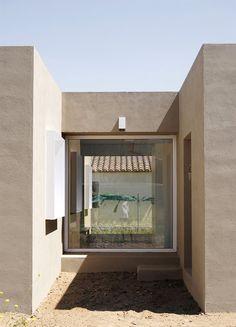 House for Pau & Rocío, Botarell, 2013 - NUA arquitectures