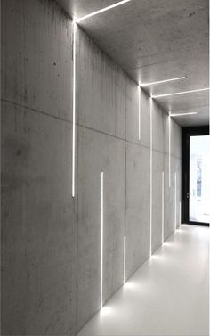 Corridor | House Housing at the old city wall Berlin by Atelier-Safari | Light