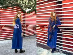 Get this look: http://lb.nu/look/8594495  More looks by Dony D: http://lb.nu/umbird  Items in this look:  Vi Pme Coat   #retro #romantic #street #streetstyle #redhead #beauty #beautiful #lookbook #tattoo