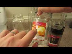 Cómo quitar etiquetas a los botes de cristal | facilisimo.com - YouTube
