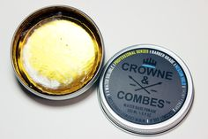 Crowne & Combes. www.pomade.com #pomade #waterbased #crowneandcombes
