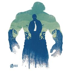 Hulk - and the man trapped inside