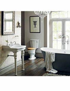 Heritage New Victoria Traditional Bathroom Suite - 2