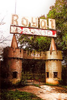 Royal Land...childhood memories growing up in Meridian, MS never been but very cool
