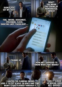 Best quotes from Lucifer 3x01