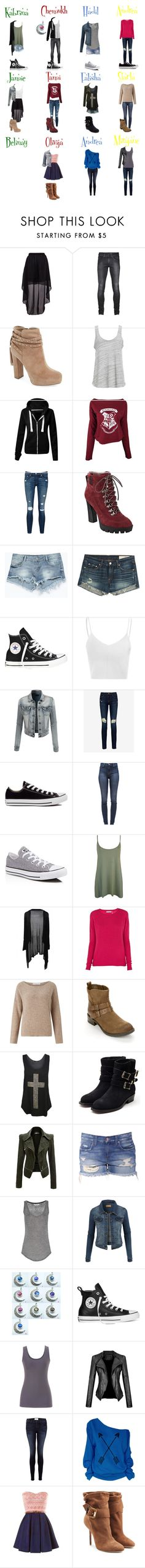 """""""Untitled #31"""" by cecilie-smukke ❤ liked on Polyvore featuring interior, interiors, interior design, home, home decor, interior decorating, Jessica Simpson, Project Social T, rag & bone/JEAN and Nine West"""