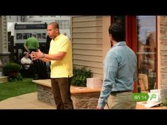 Ply Gem ProTalk Series IBS 2014 -- Ahmed Hassan of DIY's Yard Crashers on Outdoor Living Spaces - YouTube.  #GoGreenWithAhmed #TeamAhmedTV