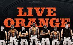 Live Orange - OSU Cowboys - cowboys, football, oklahoma state, osu