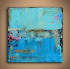 Gypsy Blue by erinashleyart on Etsy, $600.00
