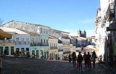 Salvador - Ruas do Pelourinho