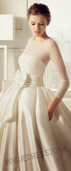 Best Wedding Dresses of 2015