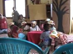 Baha'i Children's Class Play - Belmopan, Belize 2005 - YouTube