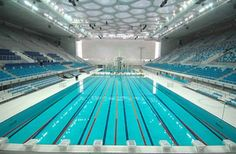Olympic size pool!