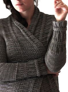Ravelry: Long Sands Cardigan pattern by Amy Christoffers