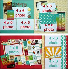 ALTERNATE 10 LAYOUT CLUB KIT featuring Simple Stories