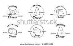 Find Set of cheese logo templates for groceries, agriculture stores, packaging and advertising Stock Images in HD and millions of other royalty-free stock photos, illustrations, and vectors in the Shutterstock collection. Cheese Boxes, Free Logo, Logo Ideas, Food Truck, Logo Templates, Coco, Royalty Free Stock Photos, Logo Design, Creative