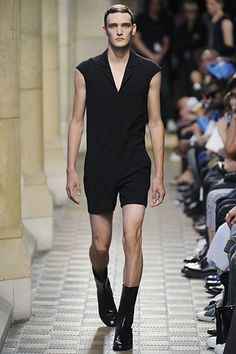 Raf Simons Spring 2009 Menswear - Collection - Gallery - Style.com