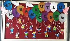 23 Nisan Panosu Kids Rugs, Decor, Decoration, Kid Friendly Rugs, Decorating, Nursery Rugs, Deco