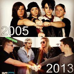 Tokio Hotel für immer!!