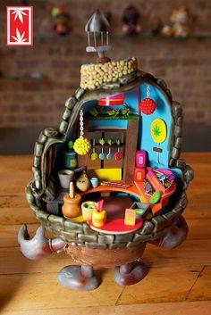 NUGGLIFE candy shop by NUGGLIFE, via Flickr