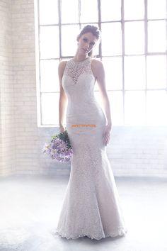 Klasické & nadčasové Bez rukávů Empírové Svatební šaty 2015