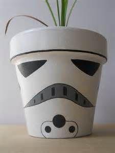 starwars flowerpots - - Yahoo Image Search Results