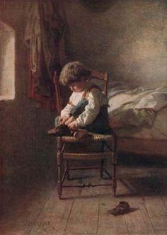 Giclee Print: A Painting Lover, Century by Jean Louis Ernest Meissonier : Classic Paintings, Paintings I Love, Victorian Art, Boy Art, Artist Art, Art Tutorials, Great Artists, Art For Kids, Art Children