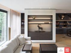 Flatscreen, Kitchenette, Sliders, Most Beautiful, Villa, Lights, Cabinet, Living Room, Interior Design