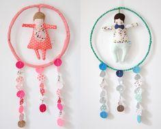 regalos originales para niños Regalos originales para niños: Atrapasueños handmade