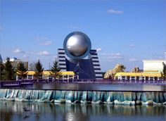 Changchun Film Theme Park. Astrogeographic position: the park area is located in the combination of the highly profitable earth sign Taurus indicator for a local marketplace and the highly defensive, strict, exclusive earth sign Capricorn for field level 3. The great ball in the center of the park is located in the water sign Scorpio a typical indicator for such kind of  containers and the highly attractive emotional fire sign Leo for field level 4.