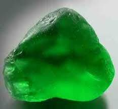 Moldavite...helps to access the Akashic records