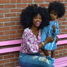 7 Easy Steps for Caring for Your Child's Natural Hair | tgin