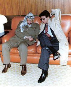 Arafat y Darwish