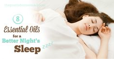 essential oils to help fall asleep and stay asleep