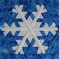 Snowflake 7 - via @Craftsy
