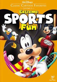 Classic Cartoon Favorites, Vol. 5 - Extreme Sports Fun >>> You can find more details by visiting the image link.